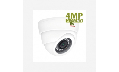 CAMERA DOME CDM-233H-IR SuperHD 4.0MP Metal IR