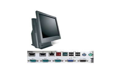 POS IBM SUPERPOS  500 (4852-E66) REF